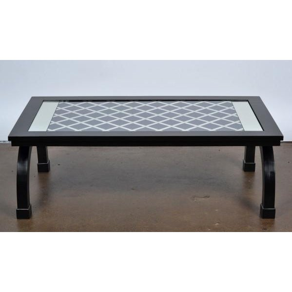 Lacoste Paris Coffee Table By Maison Raphael Chairish