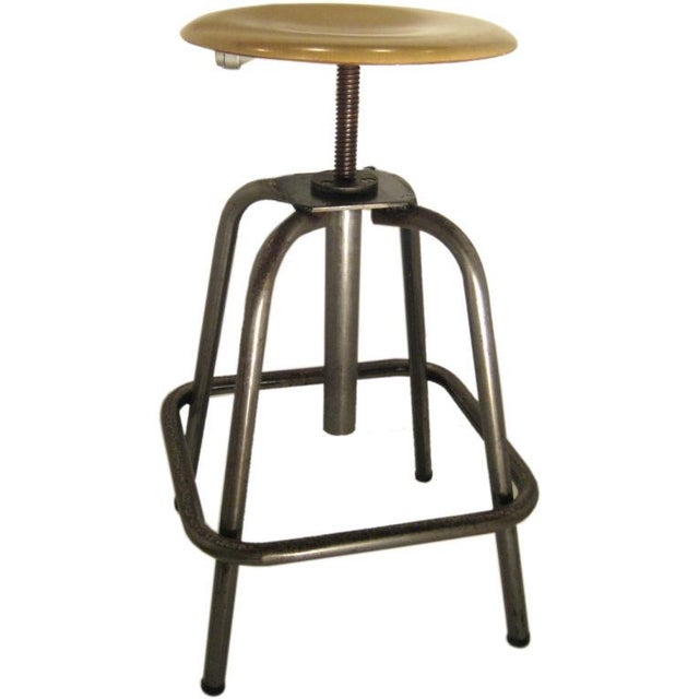 Image of Industrial French Stool