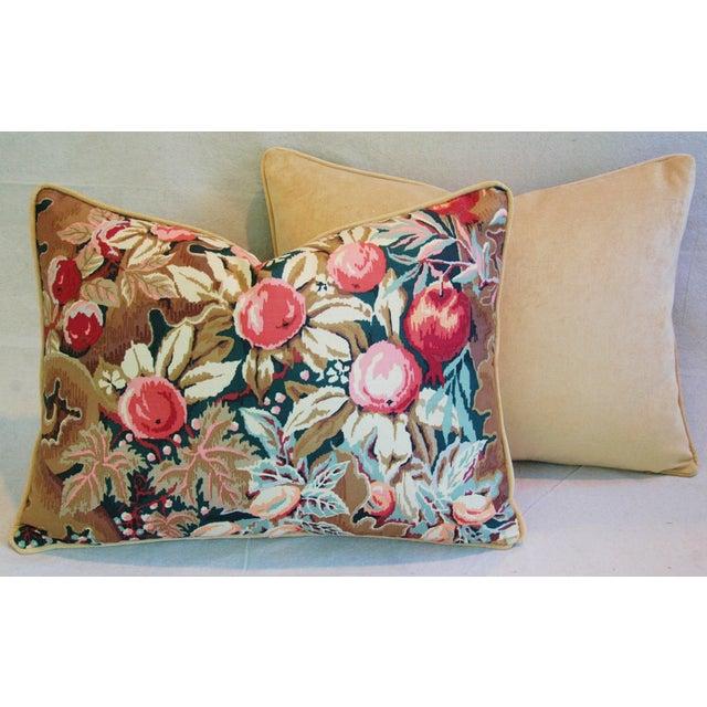 Designer Brunschwig & Fils Filoli Pillows - Pair - Image 11 of 11