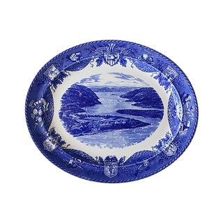 Wedgwood West Point Academy Platter 1951