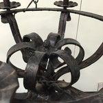 Image of Gothic Medieval Bronze Chandelier