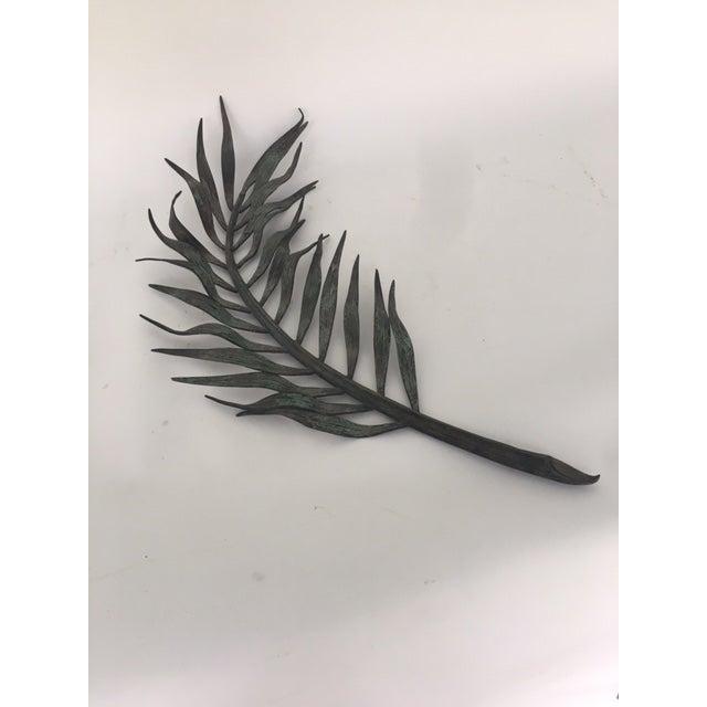 Cowtan & Tout Bronze Palm Frond - Image 4 of 8