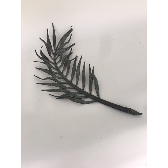 Image of Cowtan & Tout Bronze Palm Frond