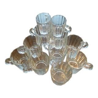 Bormioli Vitroson Expresso Coffee Cups - Set of 11