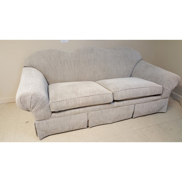 Drexel Down Filled Couch - Image 2 of 4
