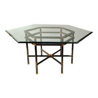 Karl Springer Jansen Style Table
