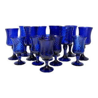 Mexican Rustic Stemware - Set of 14