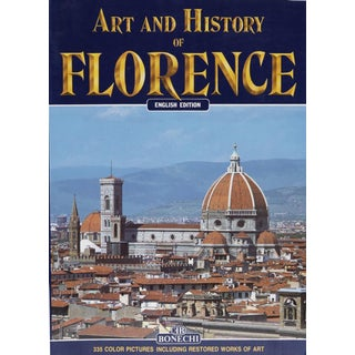 Art and History of Florence Book