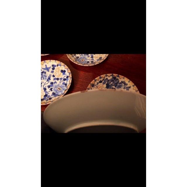 Image of Vintage Floral Plates - Set of 5