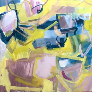 """""""Good Works"""" Original Abstract Painting by Brenna Giessen"""