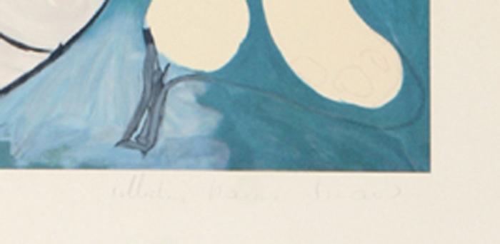 pablo picasso quot nue assise dans l herbe quot lithograph chairish