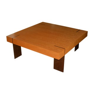 Antoine Proulx Coffee Table Ct-21 French Series
