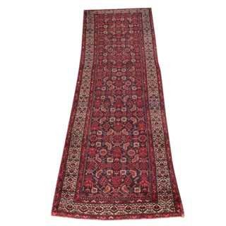 "Persian Malayer Runner -- 3'3"" x 10'3"""