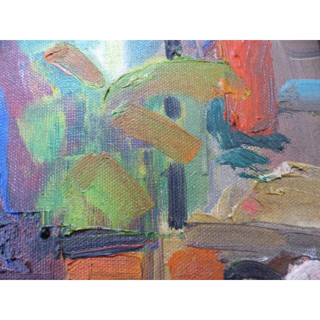 Mid-Century Nudes Oil Painting - Robert Blanchard - Image 7 of 9