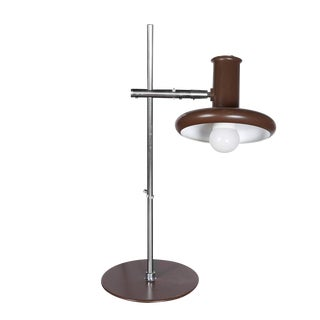 Danish Table Reading Lamp by Hans Due