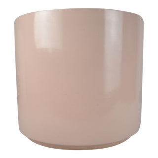 Pale Pink Gainey Planter