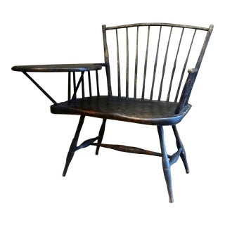 Writing-Arm Windsor Chair