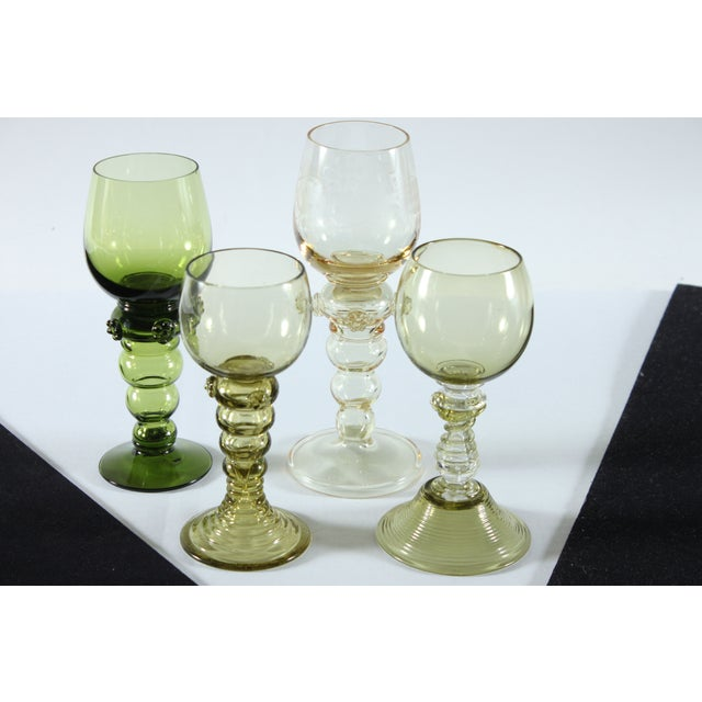 Image of Roemer Style Goblet Mixed Set - Set of 4