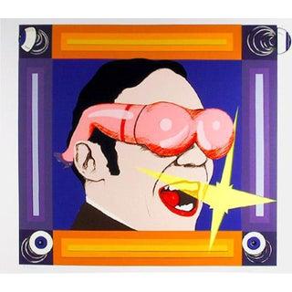 Bob Pardo Pop Art Serigraph Print
