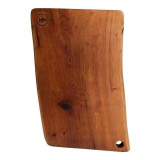Live Edge Hardwood Cutting Board / Serving Board