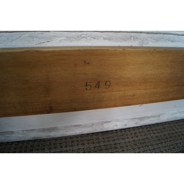 Widdicomb French Style King Size Headboard - Image 5 of 10
