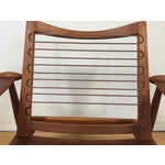 Image of Finn Juhl Danish Teak Spade Lounge Chair