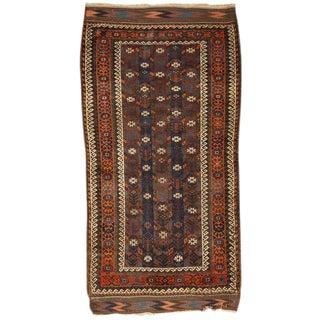 Antique 19th Century Baluch Rug
