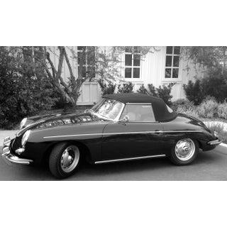 Vintage Porsche Original Photo Print