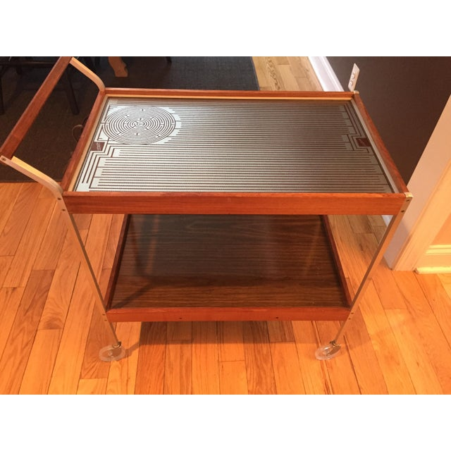 Image of Salton Electric Serving Cart