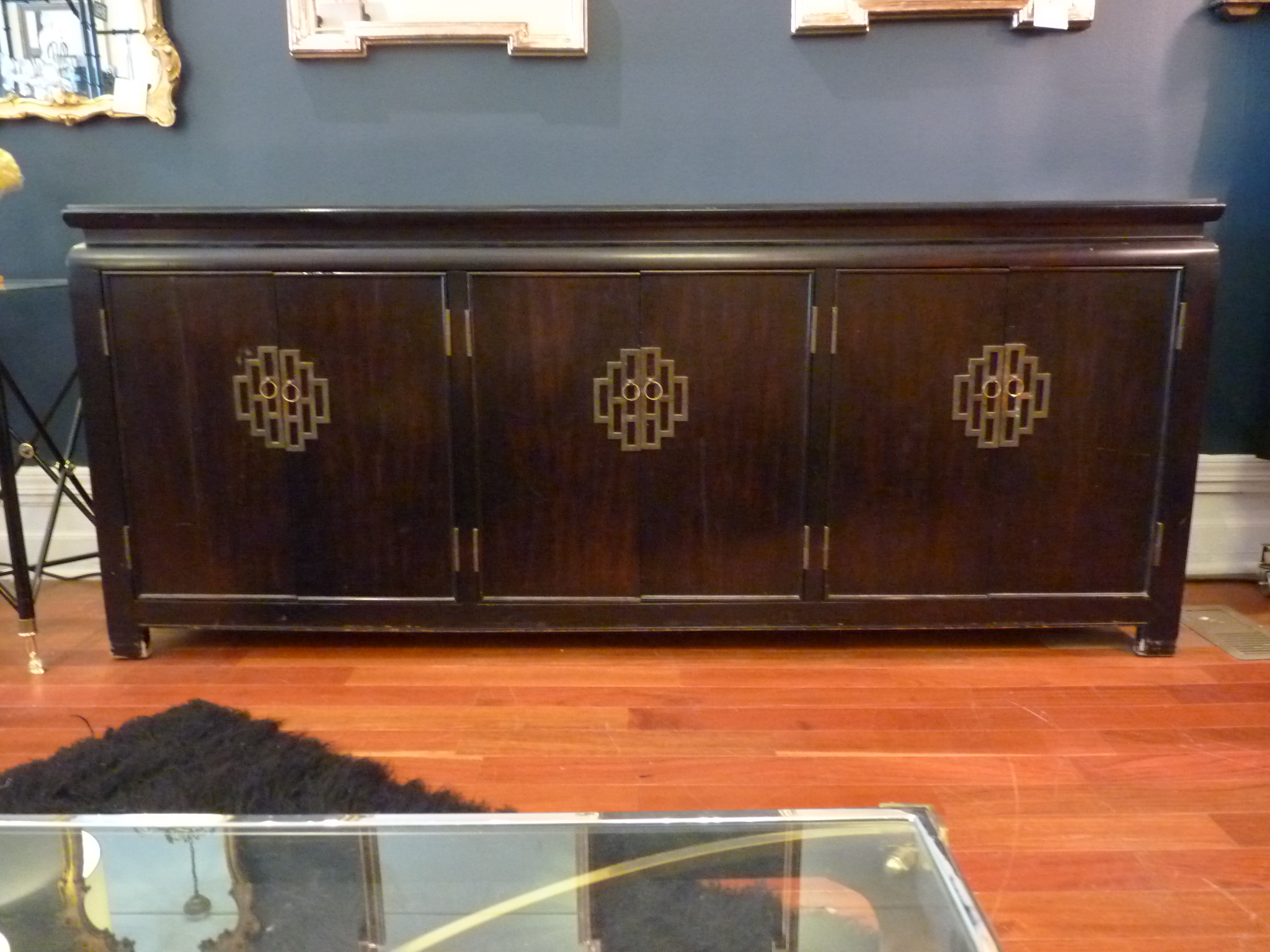 Century Furniture Asian Style Credenza   Image 2 Of 11