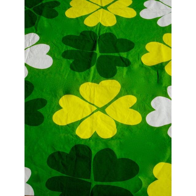 Danish Modern Fabric Panel, Swedish Pop Art - Image 10 of 11