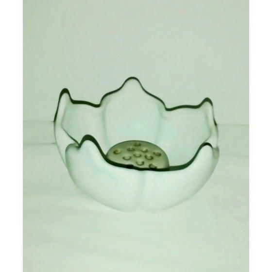 Vintage Van Briggle White Lotus Vase - Image 5 of 7