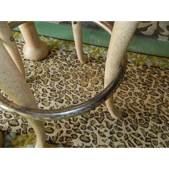 Marge Carson Elephant High Table & Stools - Set of 3 - Image 8 of 9