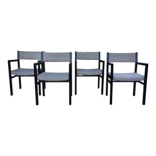 George Nelson for Herman Miller Dining Chairs - Set of 4
