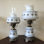 Image of Abigail Adams Electric Lamps - A Pair