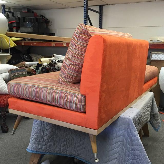 Custom Mid-Century Modern Sofa Lounge - Image 10 of 10