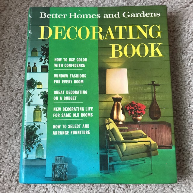Better Homes & Gardens Decorating Book