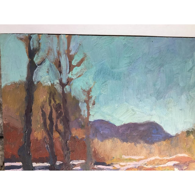Jocelyn Davis Plein Air Painting - Image 6 of 11