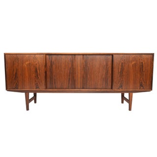 E. W. Bach for Sejling Skabe Rosewood Credenza