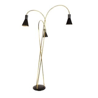 Stilnovo 3 Shade Floor Lamp
