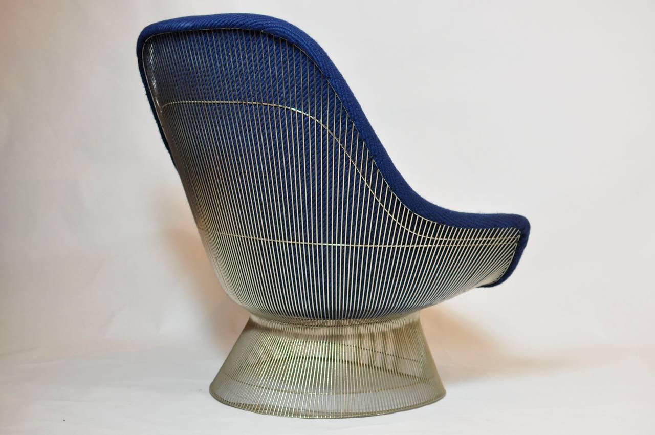 Pair Of Warren Platner Lounge Chairs   Image 4 Of 7
