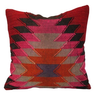 Handmade Turkish Kilim Pillow