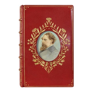 First Edition 'David Copperfield' Book