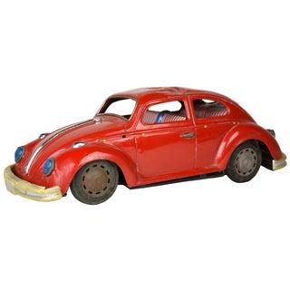 Vintage Volkswagen Metal Toy Model