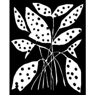 Kate Roebuck Polkadot Plant Two Print