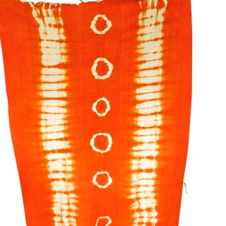Red Tribal Blanket