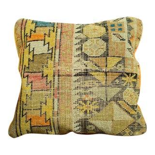 Handmade Caucasian Fragment Pillow