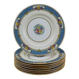 Vintage Minton Luncheon Plates - Set of 8