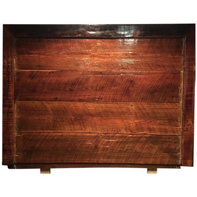 Reclaimed Cypress Headboard - Image 1 of 3