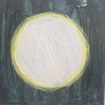 Image of Linda Colletta Painting - Paper Moon II